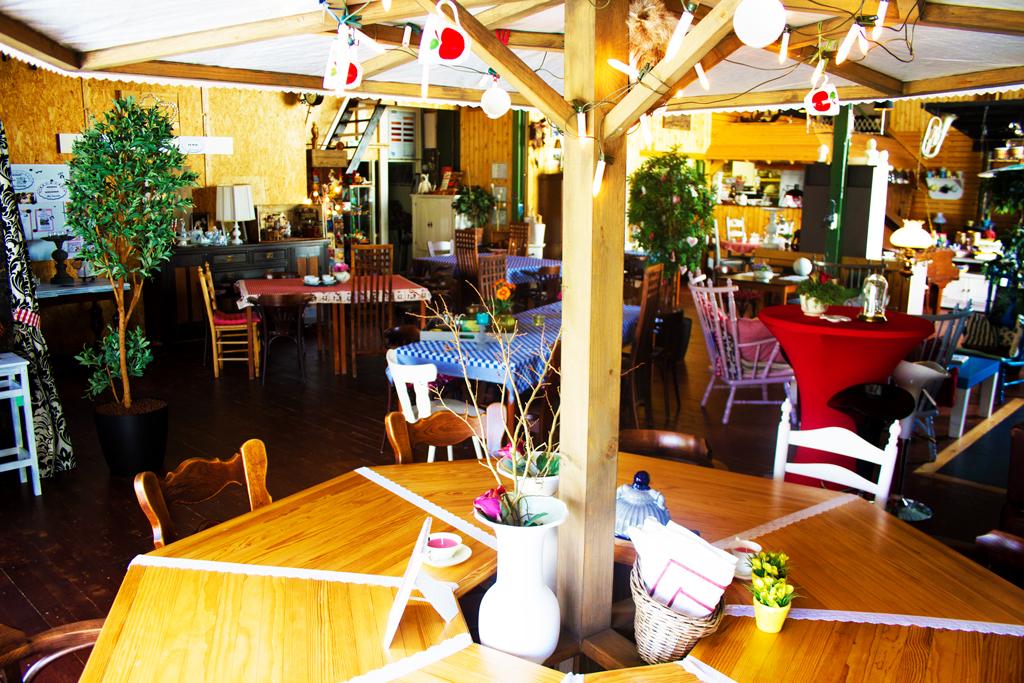 Sfeerimpressie, Lunchroom Bij Saartje, restaurant, Vroomshoop, Overiijssel