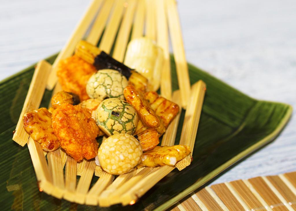 Hapjes, Japanse, Japanse High tea, Japanse tea room, Lunchroom Bij Saartje