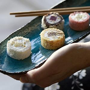 Zoete sushi