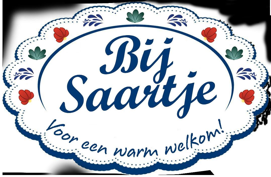 Logo Lunchroom Bij Saartje
