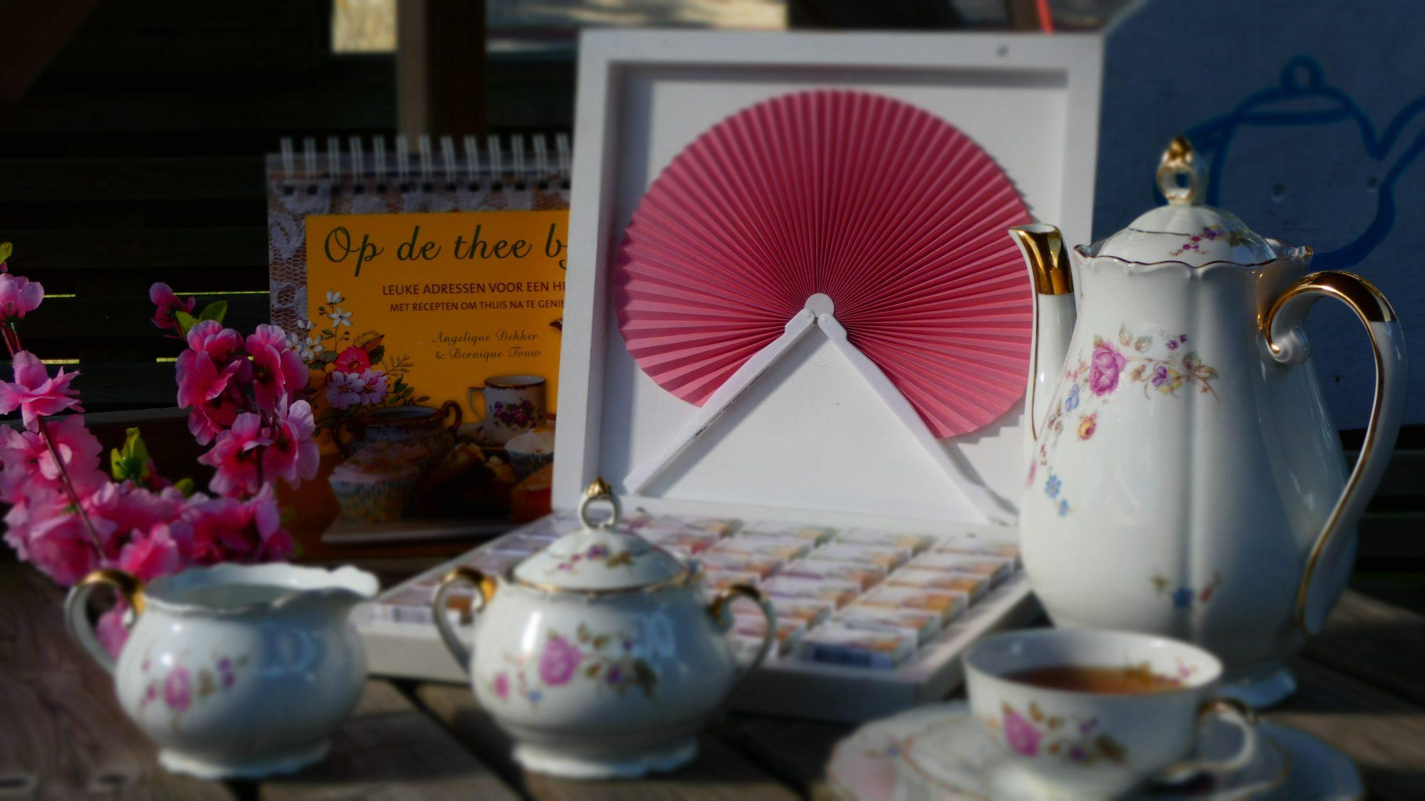 Engelse High tea, High tea, Lunchroom Bij Saartje