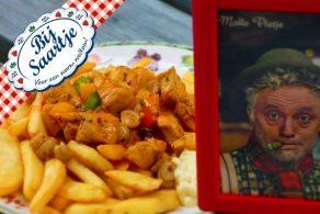 Frietje malle pietje, kip, patat, oma's favoriete frietjes, Lunchroom Bij Saartje