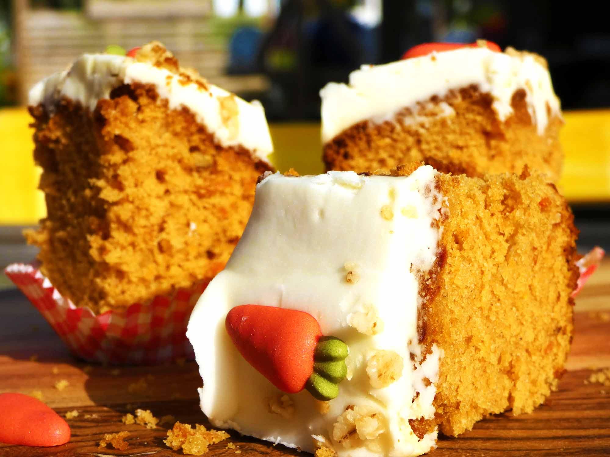 Carrotcake Lunchroom Bij Saartje