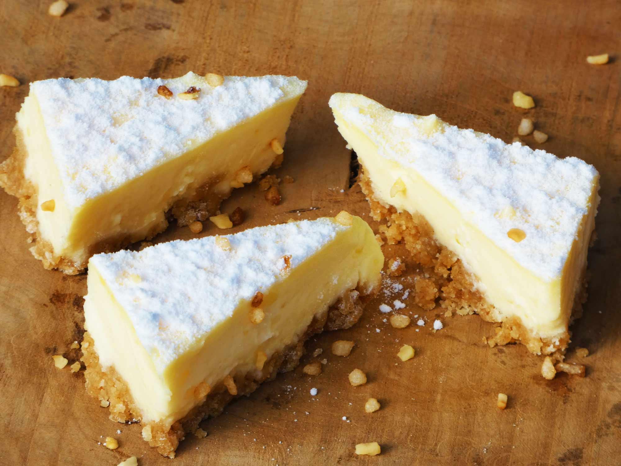 Cheesecake Bij Saartje