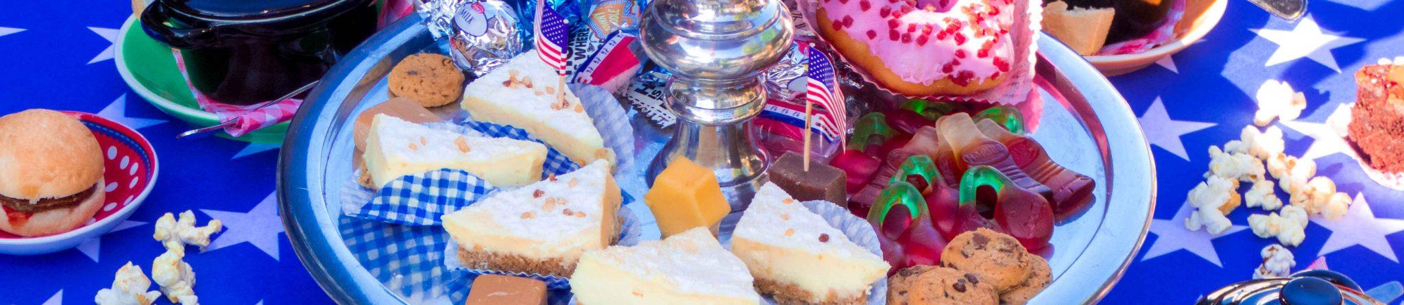 Amerikaanse High tea, Lunchroom Bij Saartje, Foute Amerikaanse, High tea, Tea Party