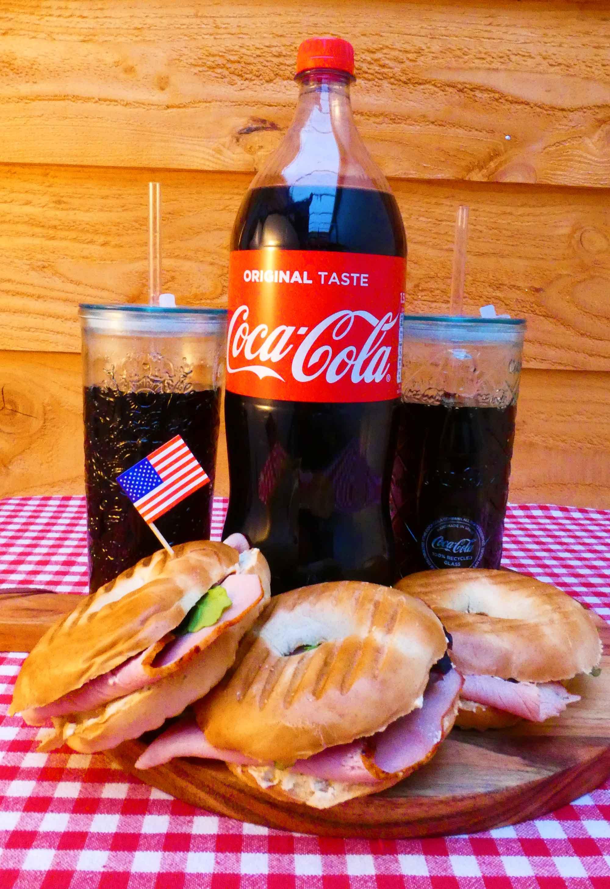 Bagels, Lunchroom Bij Saartje, Amerikaanse High tea, Foute Amerikaanse