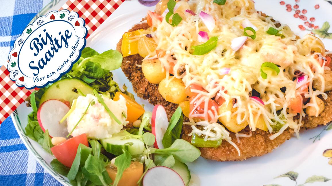Schnitzel Lunchroom Bij Saartje