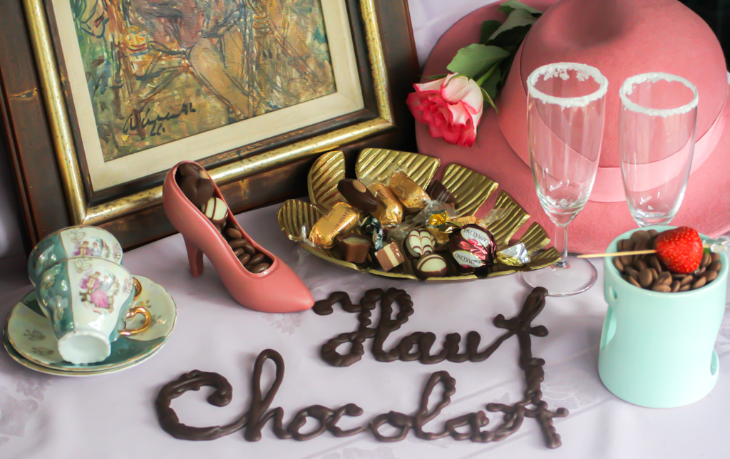 Haut Chocolat - zoete high tea Twenterand