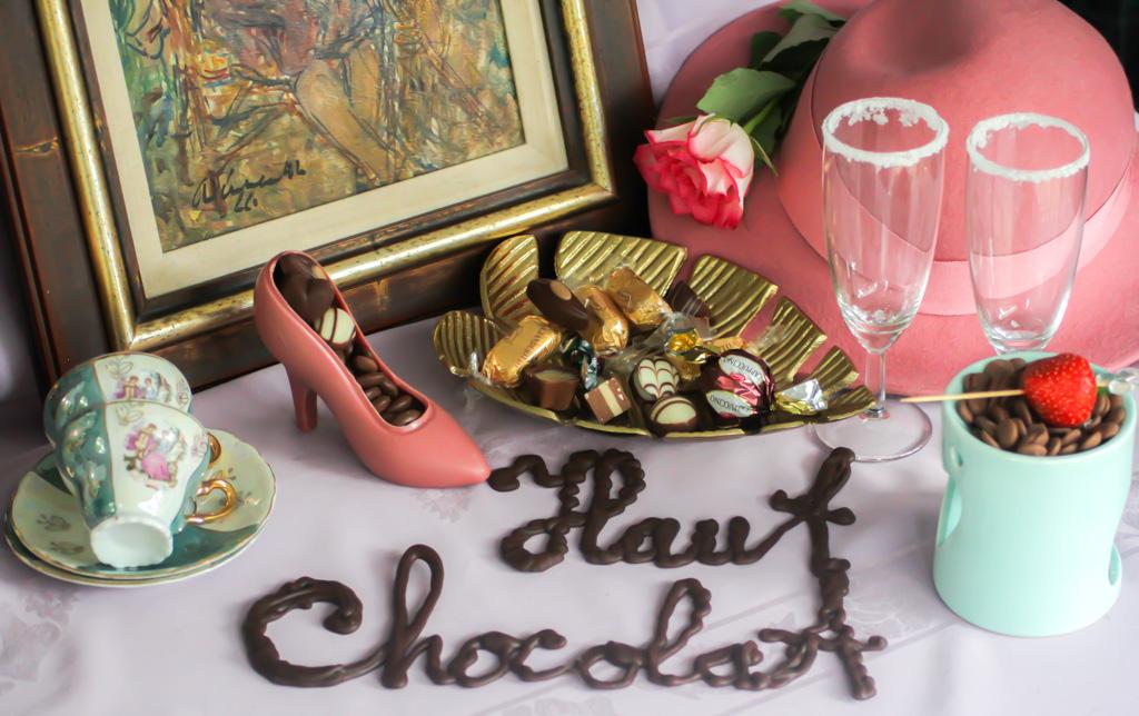 Haut Chocolat - zoete high tea Twenterand
